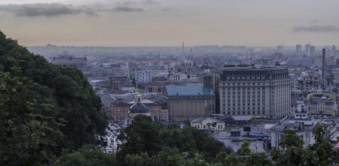 Обережно: Київ закривається